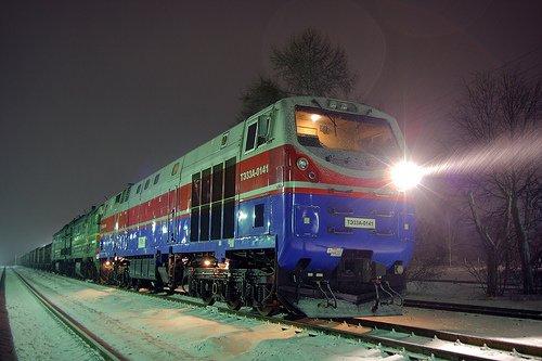 Перевозки грузов из Латвии