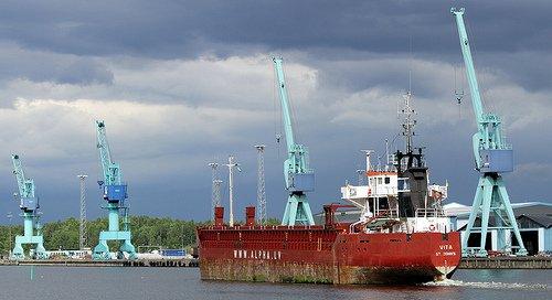 Доставка грузов из Латвии в Россию
